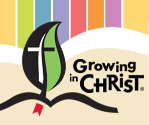 invitation to growing in christ at good shepherd sunday school