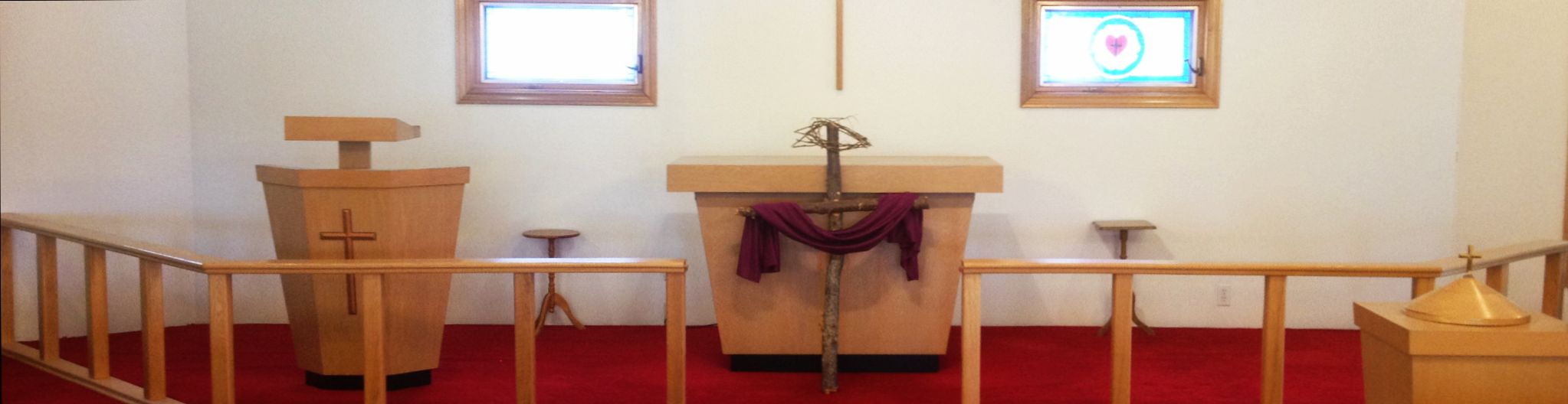 Lent, Holy Week and Easter at Good Shepherd Lutheran Church